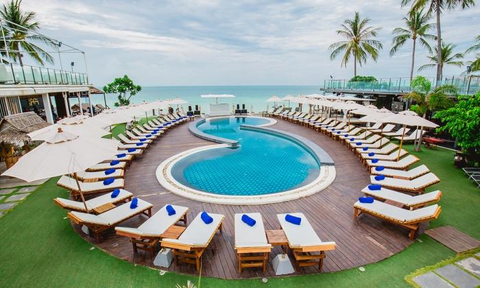Kc Beach Club Pool Villas In Koh Samui Groupon Getaways