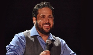 Steve Trevino: Comedian Steve Trevino on May 8 at 7 p.m.