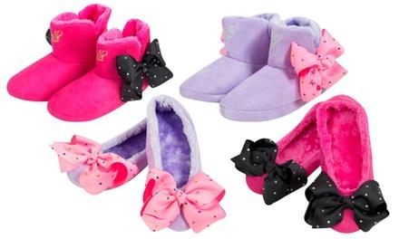 Sambro JoJo Siwa Bow Slippers