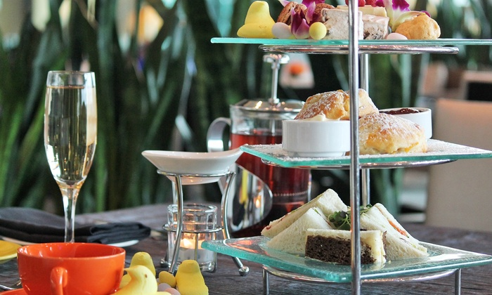 Fairmont Vancouver Airport - Fairmont Vancouver Airport: C$75 for Afternoon Tea with Fondue and Sparking Wine For Two at Fairmont Vancouver Airport (C$150 Value)
