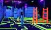 Up to 14% Off Interactive Activities at Glowzone