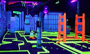 Up to 38% Off Interactive Activities at Glowzone at Glowzone: Huntington Beach, plus 6.0% Cash Back from Ebates.
