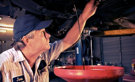 Three or Five Oil Changes with Inspections and Tire Rotations at West Oakland Tires and Repairs (70% Off)