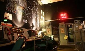 Hack Green Secret Bunker: Entry for Children or Adults to Hack Green Secret Bunker (Up to 38% Off)