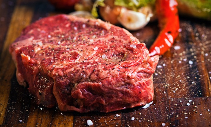 The Great American Meat Company - Richardson: Delivered Gourmet Meats from The Great American Meat Company (Up to 56% Off). Two Options Available.
