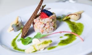 Laguna Smaku: Wykwintna kolacja dla 2 osób od 69,99 zł w restauracji Laguna Smaku na sopockim molo(do -47%)