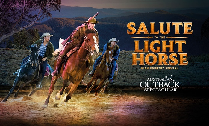 Australian Outback Spectacular - From $69 for General Admission and Three-Course Dinner (From $99.99 Value)