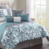 Adeline 10-Piece Embroidered Comforter Set