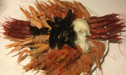 Lotes de pescado y marisco a elegir desde 19,90€ a recoger en Mercado Central, Ruzafa o MercaValencia con LaRoca Gourmet