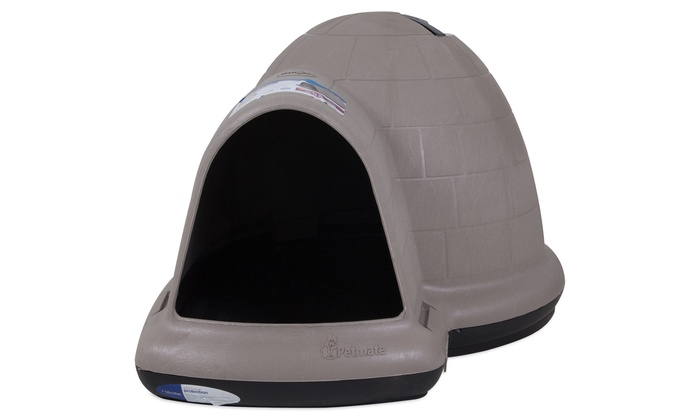 Awesome Petmate Indigo Dog House With Microban For Medium To Extra Large Dogs Download Free Architecture Designs Embacsunscenecom
