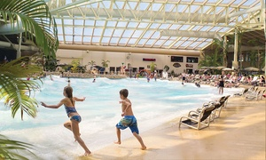 Wisconsin Water-Park Resort with Activity Passes at Wilderness Hotel and Golf Resort, plus 6.0% Cash Back from Ebates.