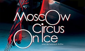 "Creatent Events: ""Moscow Circus on Ice""-Show in Dezember o. Januar in Halle/Saale, Schwerin, Magdeburg oder Neuruppin (bis zu 25% sparen)"