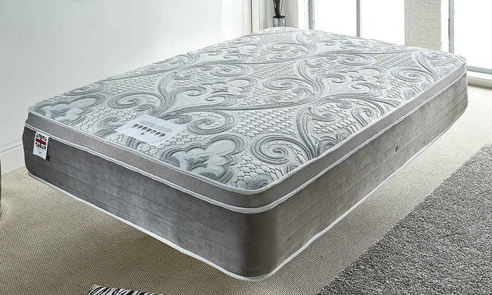 Five-Zone Pocket and Memory Foam Mattress
