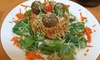 Up to 37% Off Raw Vegan Cuisine at The Green Wave Cafe