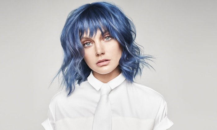 Color Treatment Or Highlights Paul Mitchell Schools Groupon