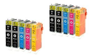 Cartouches compatibles HP 364 XL
