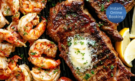 $29 for $60 or $49 for $100 to Spend on Food and Drinks at Swannie's Restaurant
