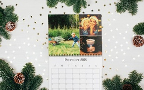 Up to 80% Off Personalized Monthly Calendars from Collage.com at collage.com, plus 6.0% Cash Back from Ebates.