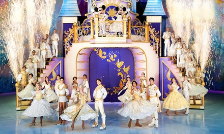 Disney On Ice presents Dare to Dream Presented by Stonyfield YoKids Organic Yogurt (October 8–16)