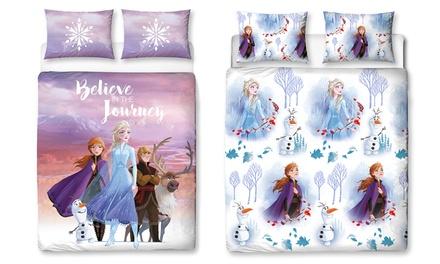 Set funda de edredón Disney Frozen 2, Single y Double