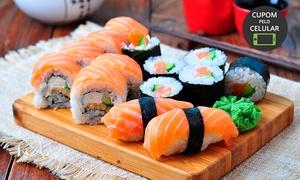 Oyabun Sushi Bar: Festival de sushi no jantar para 1 pessoa no Oyabun Sushi Bar – Jardim Botânico