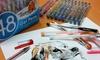 Thornton's Art Supply Premium Gel Pens (48- or 100-Pack)