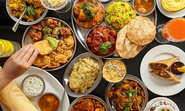 All-You-Can-Eat Indian Buffet for Up to Four at Rani Vegetarian Restaurant