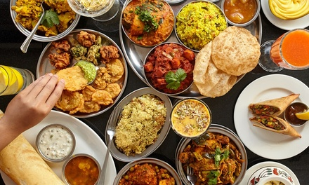 AllYouCanEat Indian Buffet for Up to Four at Rani Vegetarian Restaurant