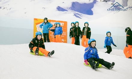 1-hour 30-minute Altitude Pass with Clothing Hire for One or Two at Chill Factore (51% Off)