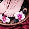 Up to 53% Off Mani-Pedi with Massage