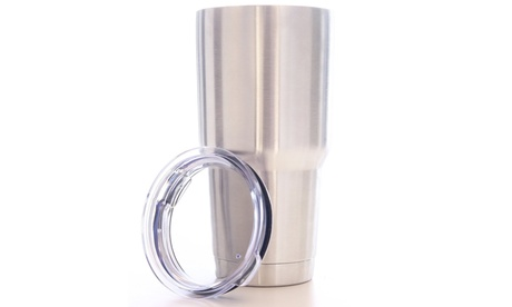 30 Oz. Stainless Steel Mugs (Set of 2)
