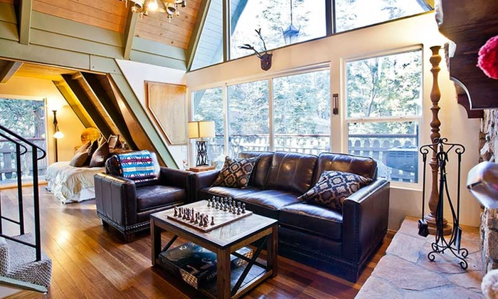 Arrowhead Retreats In Lake Arrowhead Ca Livingsocial