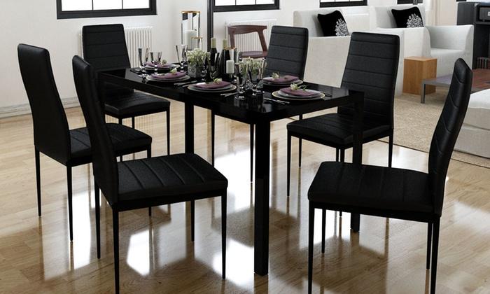 table manger avec chaises