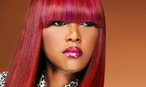 G Casamera Hair Salon: Up to 52% Off Haircut, Curl & Weave Options at G Casamera Hair Salon