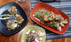 Vamos: Tapas with Beer or Wine for Two ($45), Four ($89), or Six People ($132) at Vamos, CBD (Up to $318 Value)