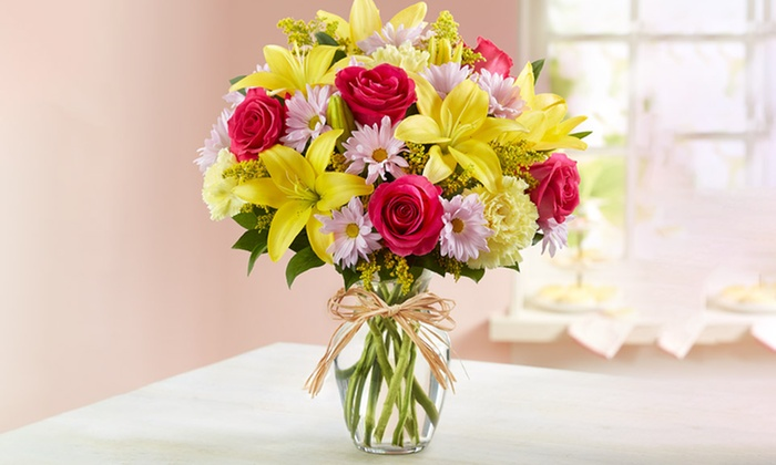50% Off Flowers and Gifts from 1-800-Flowers.com