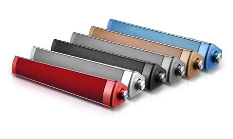 Image of 1 o 2 mini soundbar bluetooth in vari colori con 2 subwoofer integrati e controllo hi-fi disponibili con o senza MicroSD