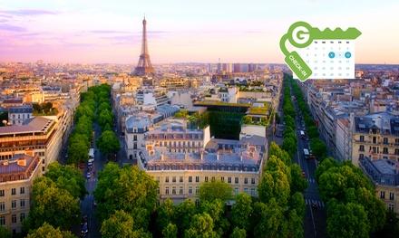 Paris: habitación doble estándar para 2 personas con desayuno en el Hotel Tamaris