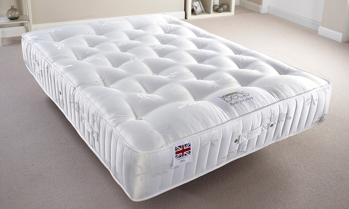 Up To 55 Off 3000 Optimum Pocket Mattress Groupon
