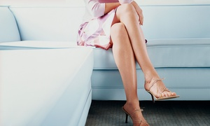 Medex Clinic: Two or Four Laser or Sclerotherapy Spider-Vein Treatments at Medex Clinic (Up to 84% Off)
