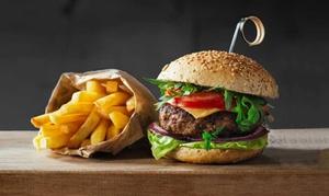 Orígenes Gourmet: Menú de hamburguesa o cachopo para dos con entrante, postre y bebida desde 16,95 € en Orígenes Gourmet