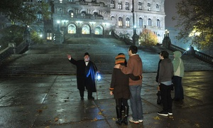 Ghosts of Albany: $15 for a Ghost Tour from Ghosts of Albany ($30 Value)