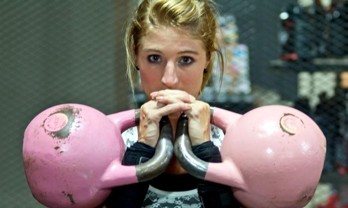 Bergen County CrossFit - Bergen County Crossfit: CrossFit Beginner Series, Fitness Program, or Kettle Bell Seminar at Bergen County CrossFit (Up to 84% Off)