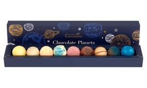Coffret 9 Planètes en Chocolat