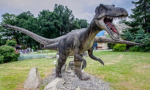 Dream Park Ochaby: Oceanarium, park dinozaurów, wystawa krokodyli i więcej: całodzienny bilet wstępu od 39,99 zł do Dream Parku Ochaby