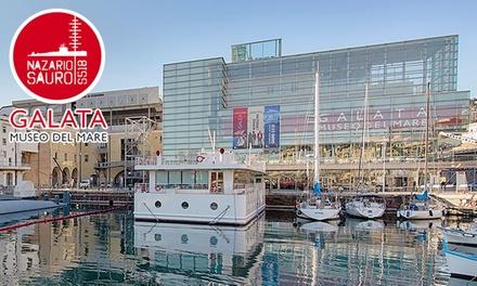 Biglietti Galata Museo del Mare