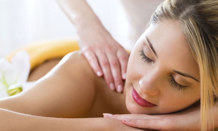 European Spa Boutique - Portage: Makeup Lesson for One or Two or 60-Minute Hot-Stone Massage at European Spa Boutique (Up to 59% Off)