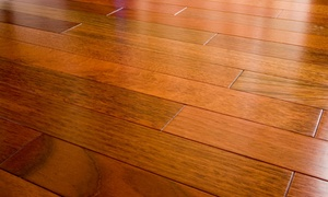 Floor-it Flooring: Flooring and Installation from Floor-it Flooring (Up to 60% Off). Two Options Available.