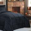 Micro Sherpa Comforter Set (3- or 4-Piece)