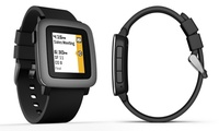 Pebble Time 22mm Smartwatch